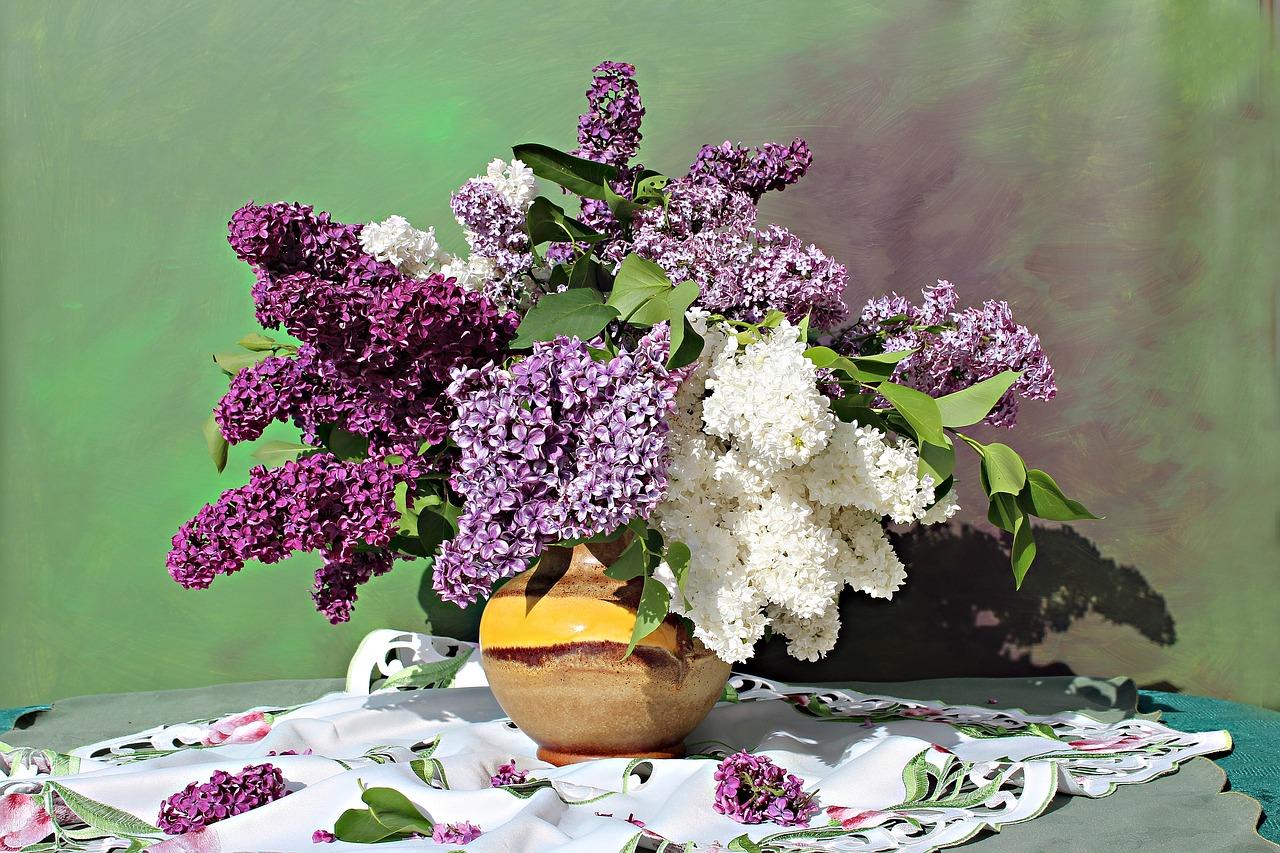 décoration florale intérieure