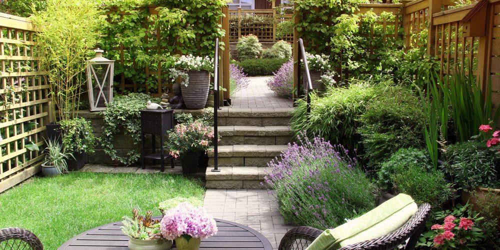 aménager un jardin avec un petit budget