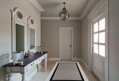 décoration couloir maison