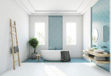 revêtement salle de bain et mur
