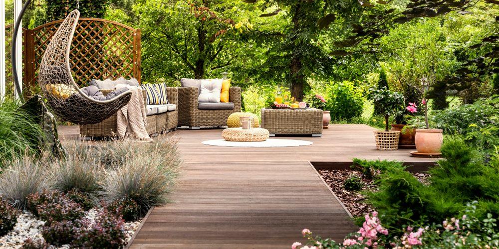 concevoir une terrasse dans son jardin
