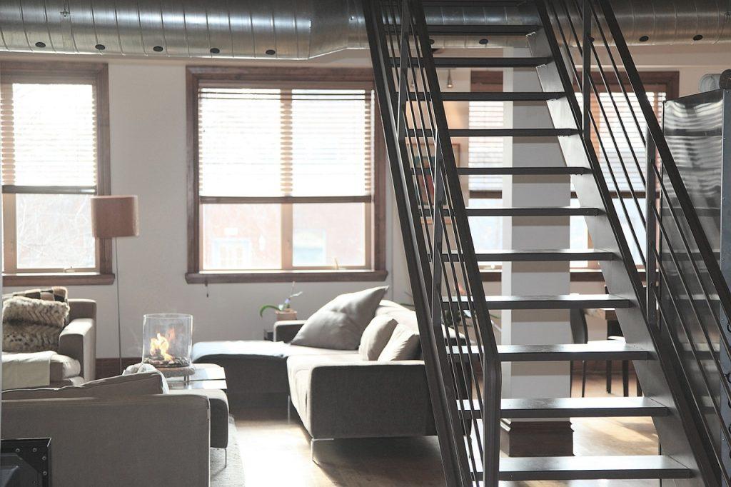habitation en loft new-yorkais