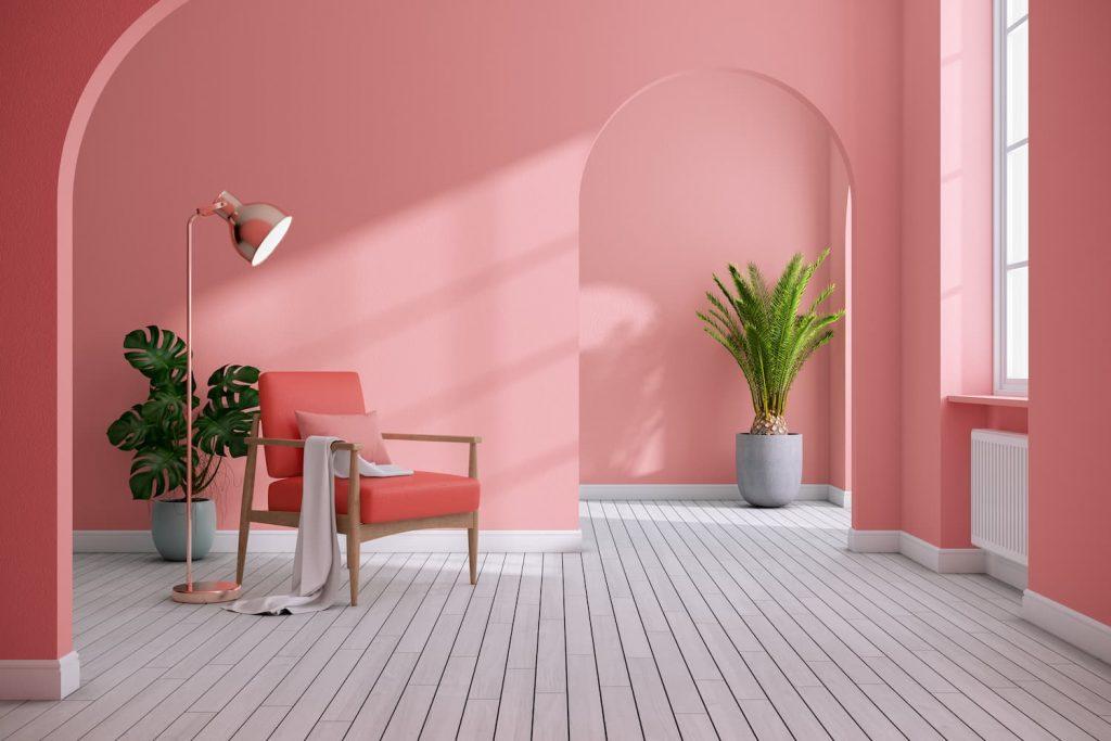 de la couleur pour l'intérieur de la maison