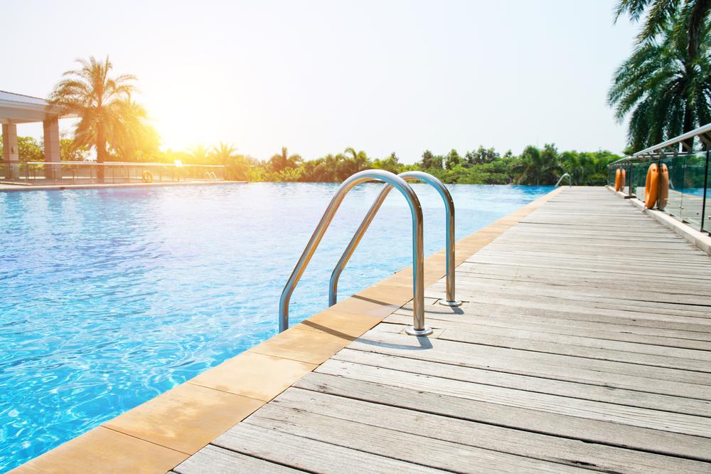 Construire une piscine extérieur